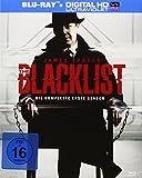 The Blacklist - Die komplette erste Season [Blu-ray]
