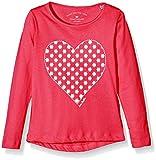 TOM TAILOR Kids Mädchen T-Shirt Longsleeve with Heart