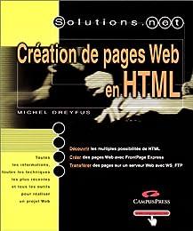 Création de pages Web en HTML