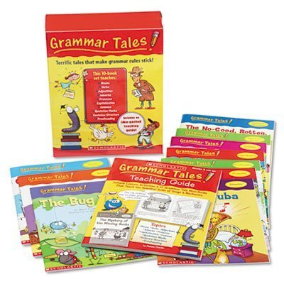 scholastic-grammar-tales-teaching-guide-grades-3-and-up-120-pages-by-scholastic