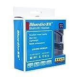 Bluedio N76 Bluetooth Mono Headset (Black)