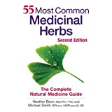 55 Most Common Medicinal Herbs: The Complete Natural Medicine Guideby Dr. Heather Boon