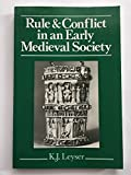 img - for Rule and Conflict in an Early Medieval Society: Ottonian Saxony book / textbook / text book