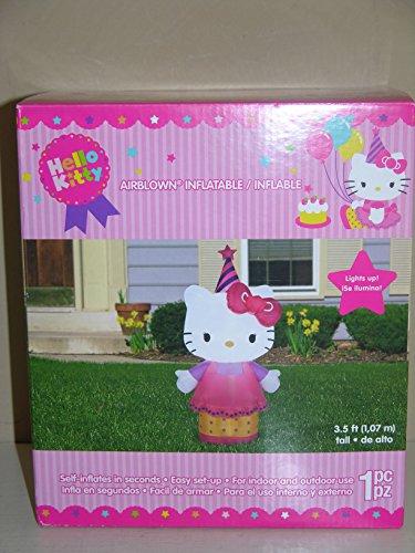 Hello Kitty Christmas Inflatable