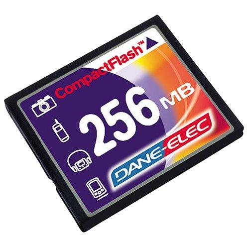 Dane Elec 256 MB Compact Flash CardB00009ZVIZ : image