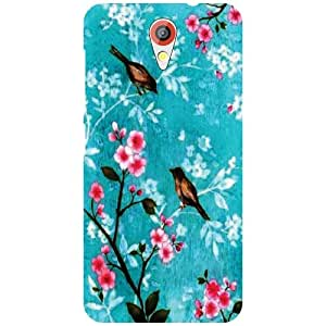 Back Cover For HTC Desire 620 (Printed Designer)