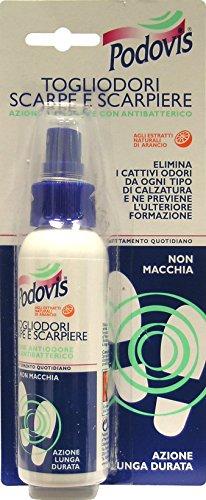 PODOVIS Spray Piedi Togliodori 100 ML