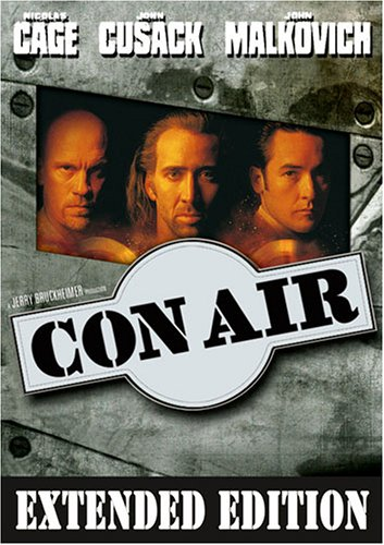 Cover art for  Con Air (Unrated Extended Edition)