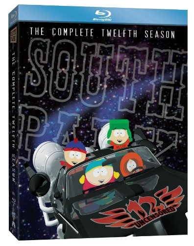 South Park: The Complete Twelfth Season [Blu-ray]