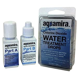 Aquamira Water Treatment Drops 1oz