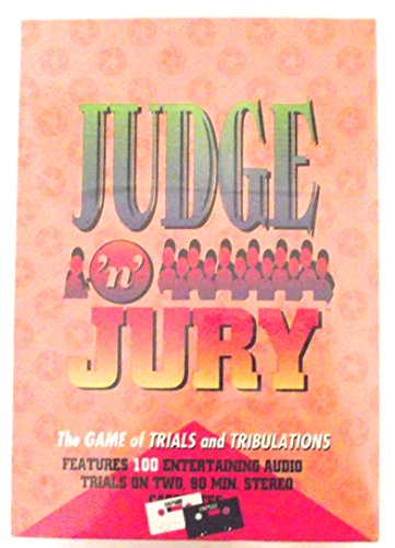 Judge 'N Jury: The Game of Trials and Tribulations - 1
