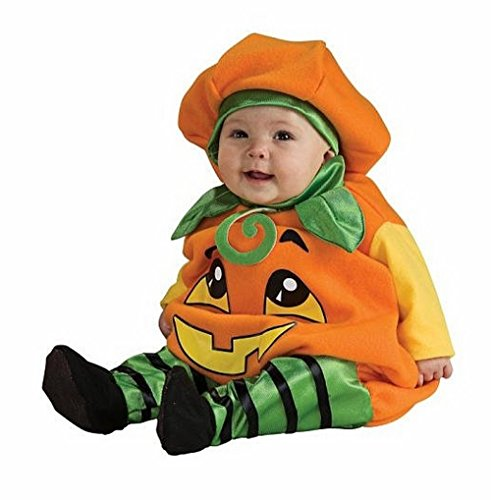 Buyseasons : Pumpkin Jumper Halloween Costume - Infant Size 6-12 Months