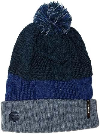 Billabong Stray Beanie Men's Hat Blue One Size