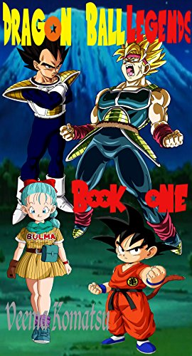 dragon-ball-legends-book-one-english-edition