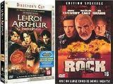 echange, troc Le Roi Arthur / The Rock - Bipack 2 DVD