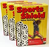 Sports Shield Soccer Bandages - 3 Box Pack