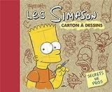 echange, troc Matt Groening, Serban Cristescu, Collectif - Les Simpson : Carton à dessins, Secrets de pros