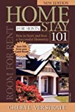 Cheryl Verstrate Homestay 101 for Hosts - The Complete Guide to Start & Run a Successful Homestay (NEW EDITION)