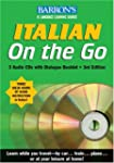 Italian On the Go with CDs: A Level O...