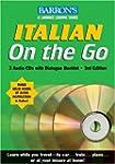 Italian On the Go with CDs: A Level O...