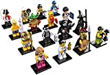 LEGO Collectible Minifigures Series 2 8684-17 Complete Set of 16
