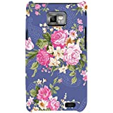 For Samsung Galaxy S2 I9100 :: Samsung I9100 Galaxy S Ii Many Heart ( Many Heart, Heart, Check Heart, Pattern ) Printed Designer Back Case Cover By TAKKLOO