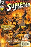 Action Comics 764 Smallville is Burning