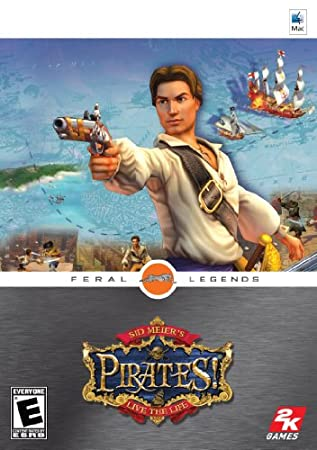 Sid Meier's Pirates! [Mac Download]