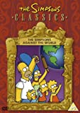 The Simpsons: Against the World [DVD] [1990]
