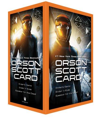 Ender's Game Boxed Set II: Ender's Game, Ender in Exile, Speak for the Dead (The Ender Quintet) (Ender Game Series compare prices)