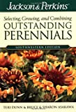 img - for Southwestern (Jackson & Perkins Selecting, Growing and Combining Outstanding Perennials) by Bruce Asakawa (2004-03-06) book / textbook / text book