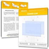 2 x Afinitics Diamond Clear Screen Protector for Olympus PEN E-P5 / E P-5 / EP5 - PREMIUM QUALITY (hard-coated, bubble free application)