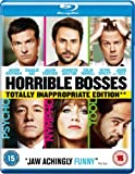 Horrible Bosses [Blu-ray] [Region Free]