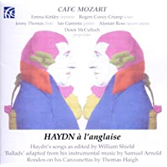 Haydn a L'anglaise (ed. William Shield)