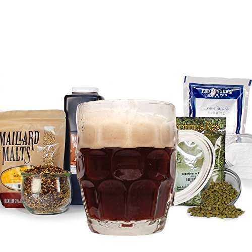 Winter Warmer Strong Ale Homebrew Beer Recipe Kit - Malt Extract (Brew Extract Kit compare prices)