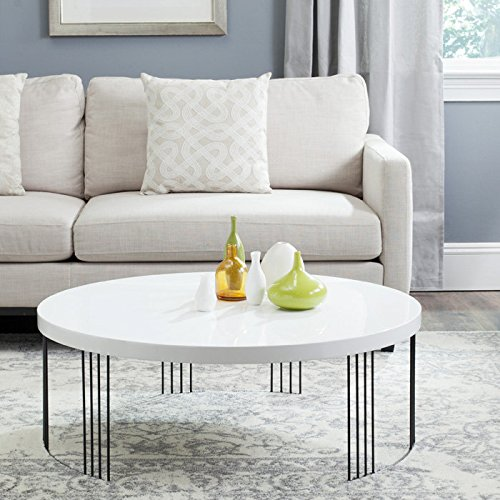 Keelin Lacquer Coffee Table