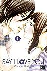 Say I Love You, tome 1  par Hazuki