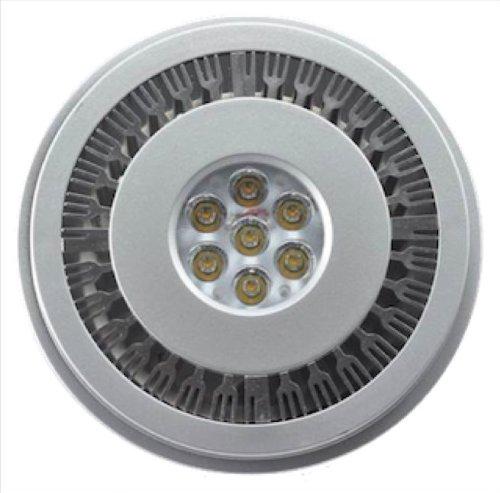 Slv Lighting 793382U Gu10/Es111 120V 12W 40-Degree DimmableBulb, Warm White