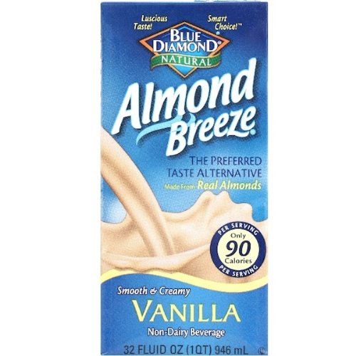 Blue Diamond Vanilla Almond Breeze (12X32Oz)
