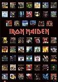 IRON MAIDEN ALBUM COVERS NEW 24X36 POSTER RARE PRINT