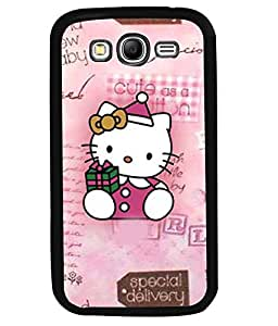 PrintVisa Metal Printed Baby Quotes Designer Back Case Cover for Samsung Galaxy Grand Neo-D5107