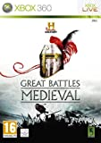 History Great Battles: Medieval [Xbox 360] - Game