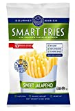 Gourmet Basics Smart Fries Jalapeno Trio, 3-Ounce Bags (Pack of 12)