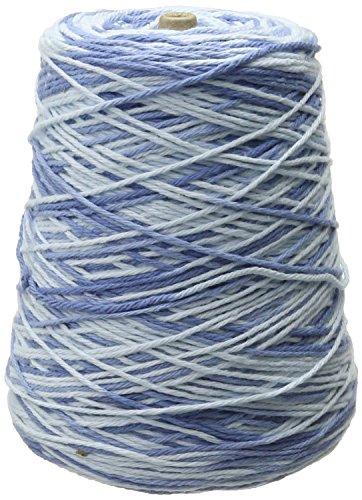 lily-sugar-n-cream-yarn-14-ounce-cone-faded-denim-single-ball