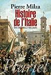 HISTOIRE DE L'ITALIE DES ORIGINES � N...