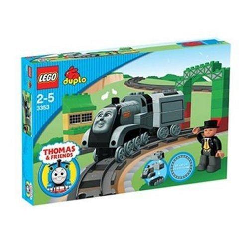 Lego Duplo Thomas und seine Freunde 3353 - Spencer und der dicke Kontrolleur