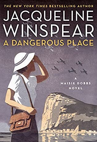 book cover of   A Dangerous Place