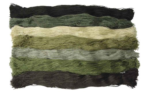 Build Your Ghillie Suit Olive Drab Yarn Kit