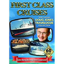 First Class Cruises 2 DVD Set