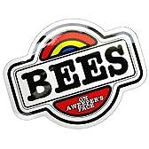 コトワザステッカー《泣きっ面に蜂/BEES ON A WEEPER'S FACE》防水加工